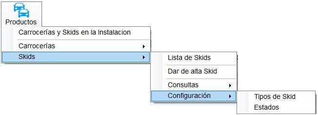 8.3.4 Opción configuración